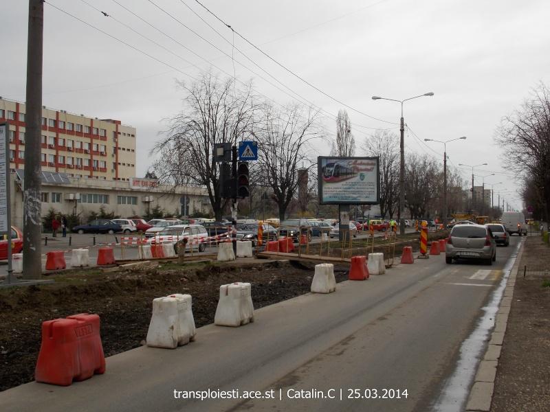 Traseul 102, etapa I: Bucla Nord ( Sp. Județean ) - Intersecție Republicii - Pagina 2 Dscn0424