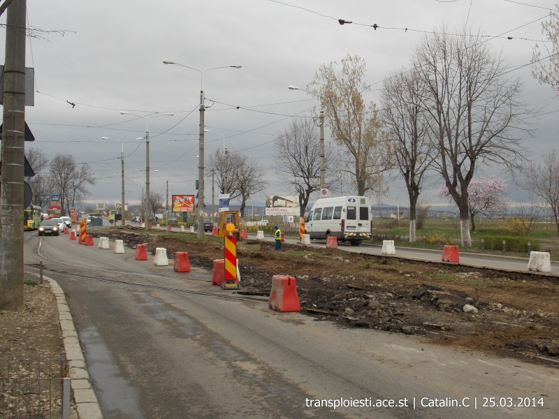 Traseul 102, etapa I: Bucla Nord ( Sp. Județean ) - Intersecție Republicii - Pagina 2 Dscn0425