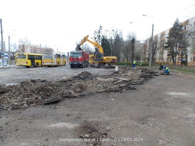 Traseul 102, etapa I: Bucla Nord ( Sp. Județean ) - Intersecție Republicii - Pagina 2 Dscn0428