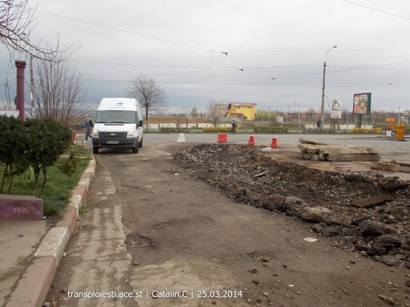 Traseul 102, etapa I: Bucla Nord ( Sp. Județean ) - Intersecție Republicii - Pagina 2 Dscn0429