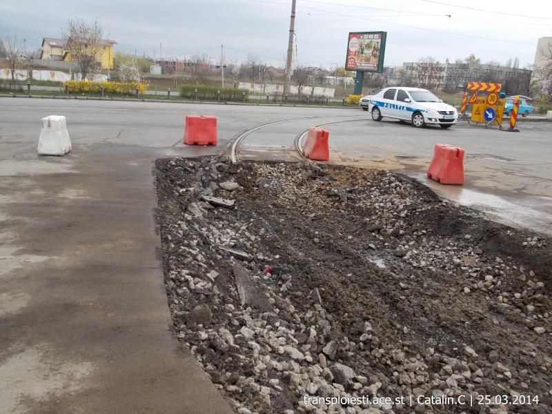 Traseul 102, etapa I: Bucla Nord ( Sp. Județean ) - Intersecție Republicii - Pagina 2 Dscn0430