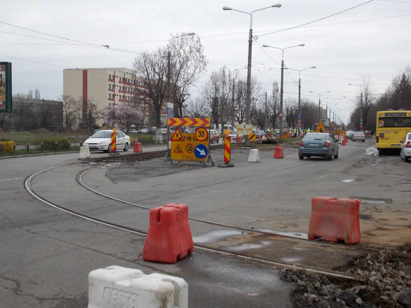 Traseul 102, etapa I: Bucla Nord ( Sp. Județean ) - Intersecție Republicii - Pagina 2 Dscn0431