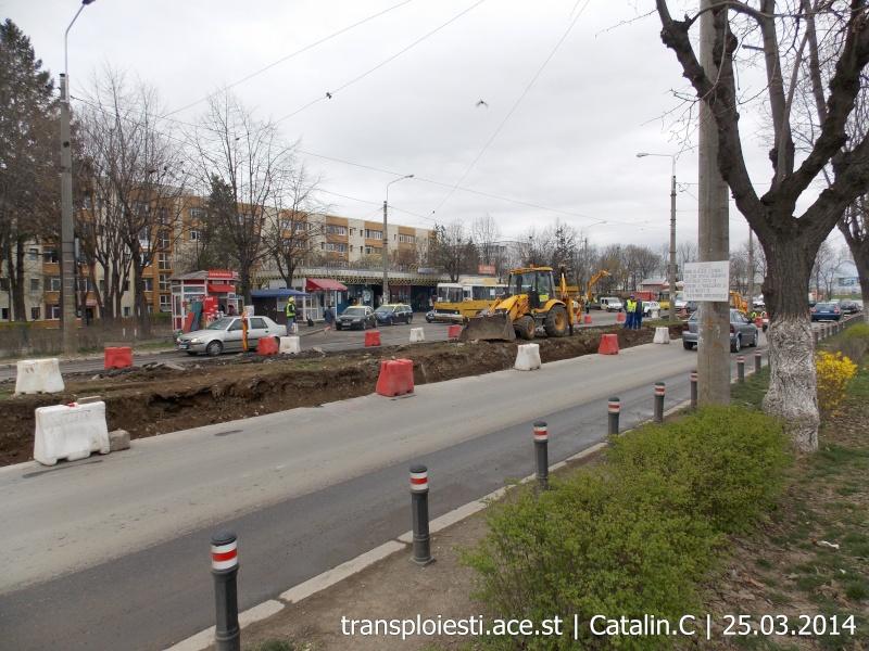 Traseul 102, etapa I: Bucla Nord ( Sp. Județean ) - Intersecție Republicii - Pagina 2 Dscn0433