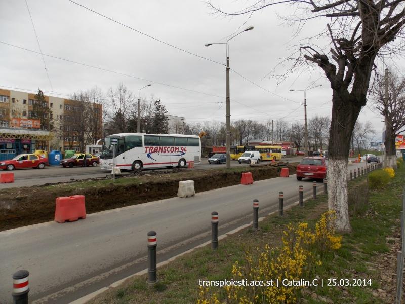 Traseul 102, etapa I: Bucla Nord ( Sp. Județean ) - Intersecție Republicii - Pagina 2 Dscn0435