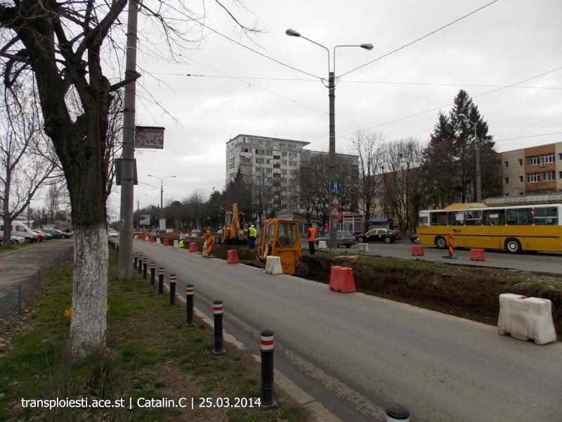 Traseul 102, etapa I: Bucla Nord ( Sp. Județean ) - Intersecție Republicii - Pagina 2 Dscn0437