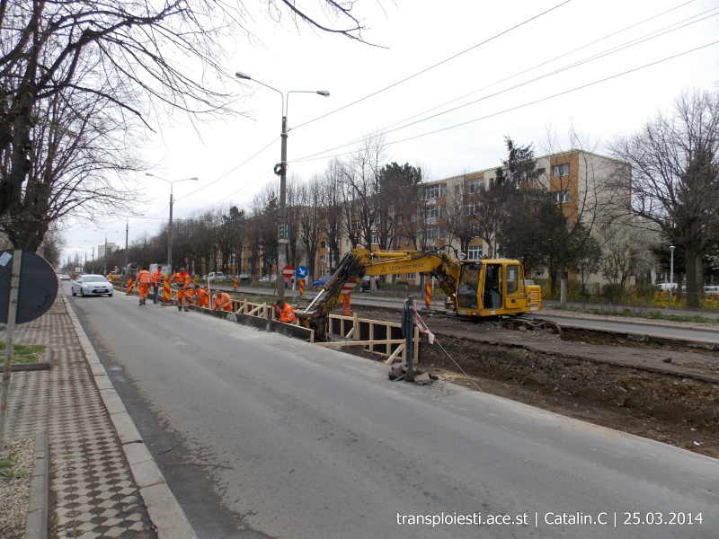 Traseul 102, etapa I: Bucla Nord ( Sp. Județean ) - Intersecție Republicii - Pagina 2 Dscn0438