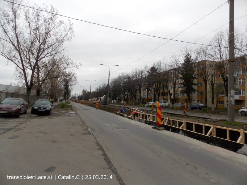 Traseul 102, etapa I: Bucla Nord ( Sp. Județean ) - Intersecție Republicii - Pagina 2 Dscn0439