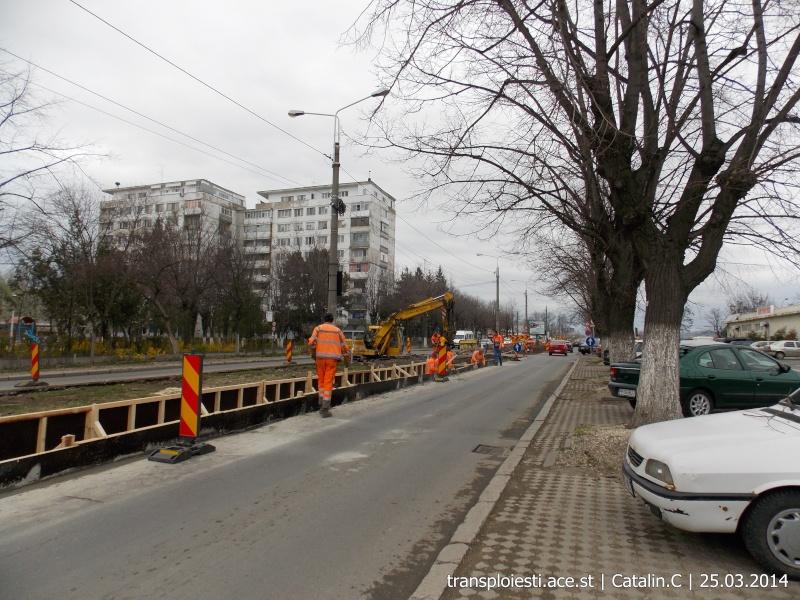 Traseul 102, etapa I: Bucla Nord ( Sp. Județean ) - Intersecție Republicii - Pagina 2 Dscn0440