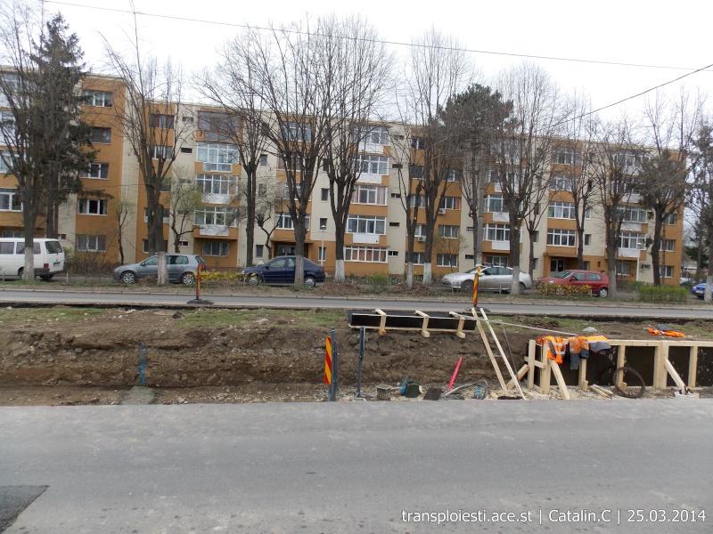 Traseul 102, etapa I: Bucla Nord ( Sp. Județean ) - Intersecție Republicii - Pagina 2 Dscn0441