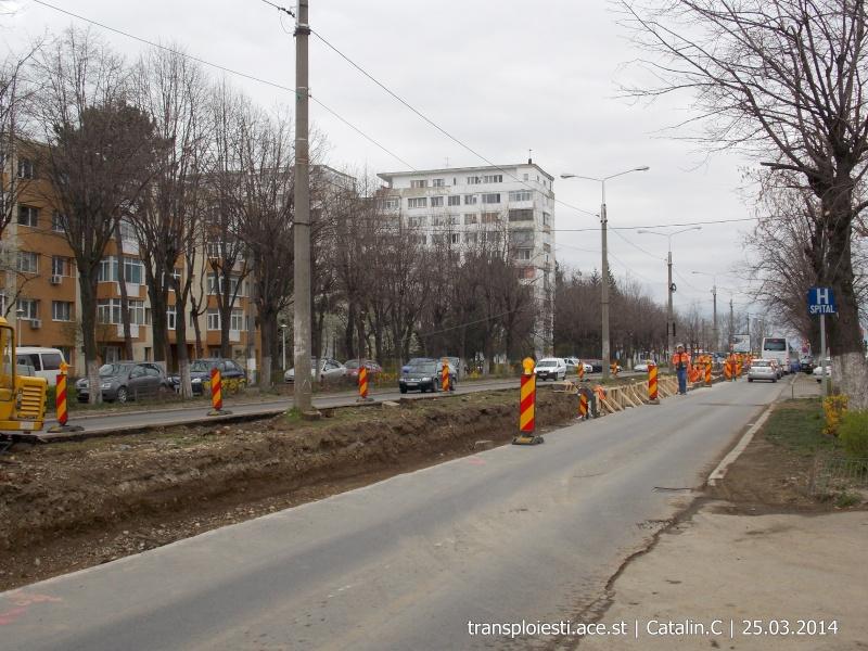 Traseul 102, etapa I: Bucla Nord ( Sp. Județean ) - Intersecție Republicii - Pagina 2 Dscn0443