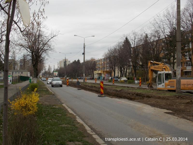 Traseul 102, etapa I: Bucla Nord ( Sp. Județean ) - Intersecție Republicii - Pagina 2 Dscn0444