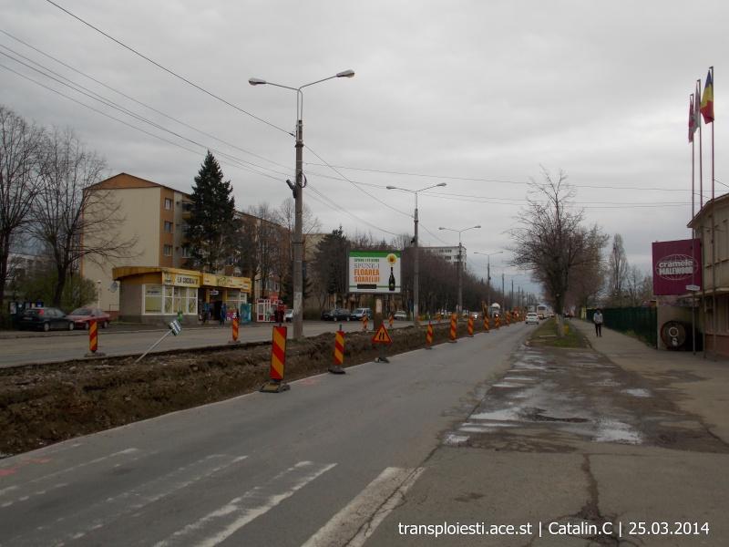 Traseul 102, etapa I: Bucla Nord ( Sp. Județean ) - Intersecție Republicii - Pagina 2 Dscn0445