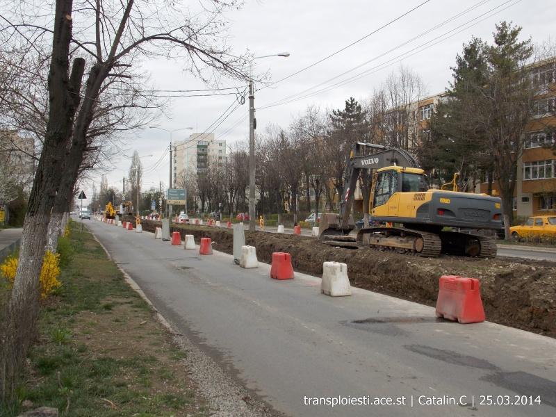 Traseul 102, etapa I: Bucla Nord ( Sp. Județean ) - Intersecție Republicii - Pagina 2 Dscn0446