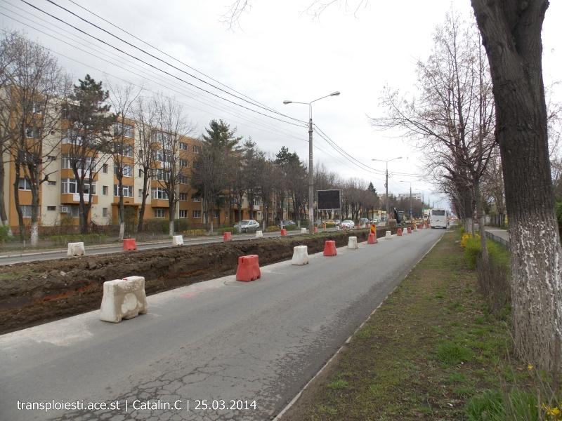 Traseul 102, etapa I: Bucla Nord ( Sp. Județean ) - Intersecție Republicii - Pagina 2 Dscn0447