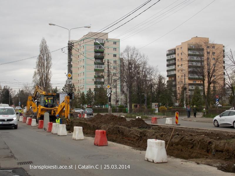 Traseul 102, etapa I: Bucla Nord ( Sp. Județean ) - Intersecție Republicii - Pagina 2 Dscn0448