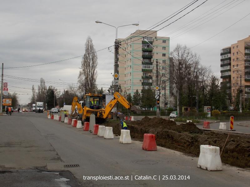 Traseul 102, etapa I: Bucla Nord ( Sp. Județean ) - Intersecție Republicii - Pagina 2 Dscn0449