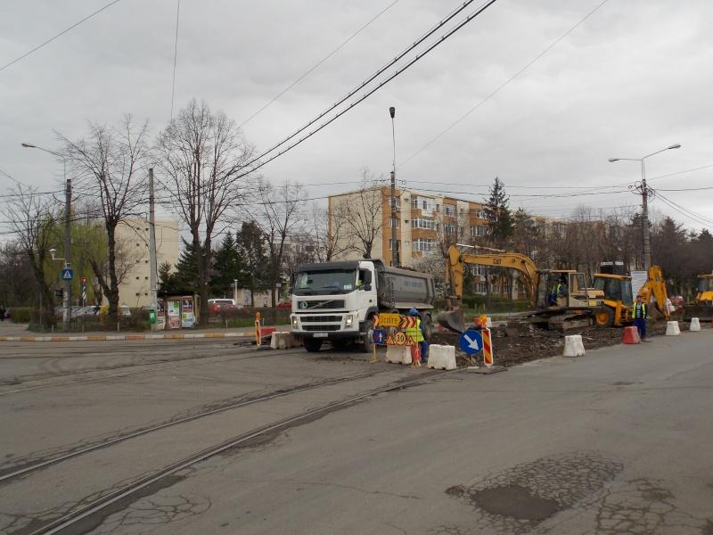 Traseul 102, etapa I: Bucla Nord ( Sp. Județean ) - Intersecție Republicii - Pagina 2 Dscn0450