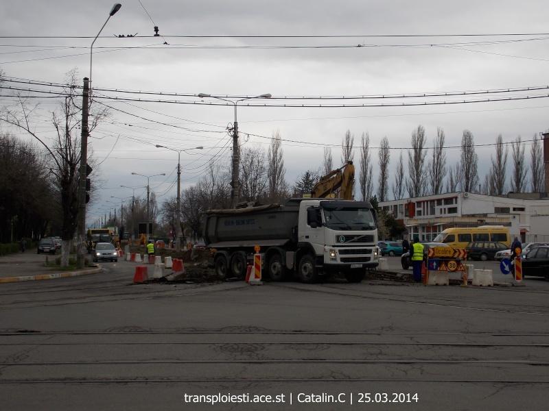 Traseul 102, etapa I: Bucla Nord ( Sp. Județean ) - Intersecție Republicii - Pagina 2 Dscn0451