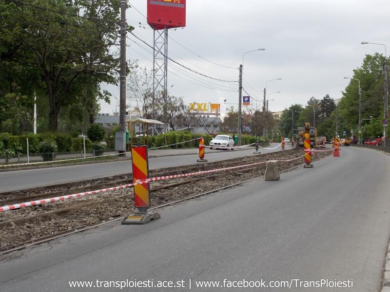 Traseul 102, etapa I: Bucla Nord ( Sp. Județean ) - Intersecție Republicii - Pagina 2 Dscn0479