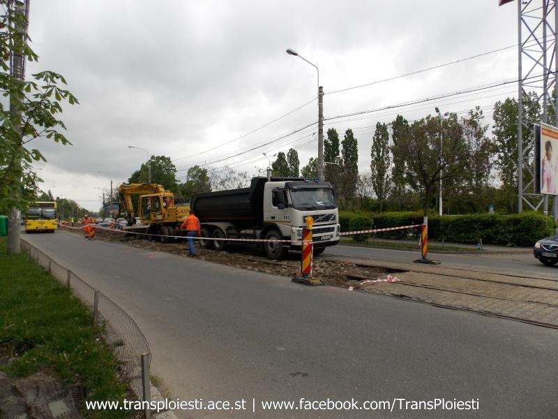 Traseul 102, etapa I: Bucla Nord ( Sp. Județean ) - Intersecție Republicii - Pagina 2 Dscn0481