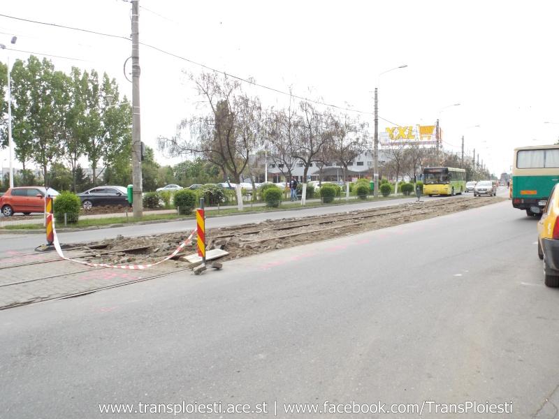 Traseul 102, etapa I: Bucla Nord ( Sp. Județean ) - Intersecție Republicii - Pagina 2 Dscn0482