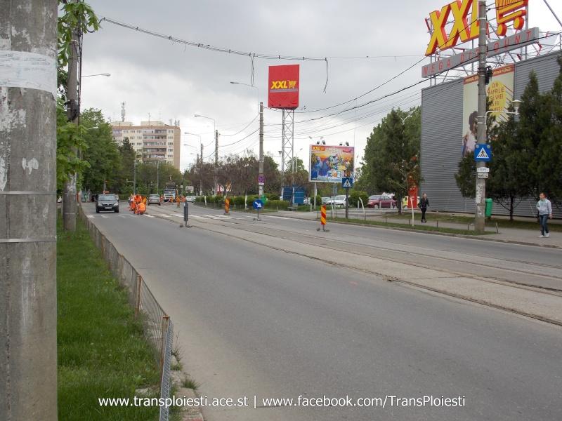 Traseul 102, etapa I: Bucla Nord ( Sp. Județean ) - Intersecție Republicii - Pagina 2 Dscn0484