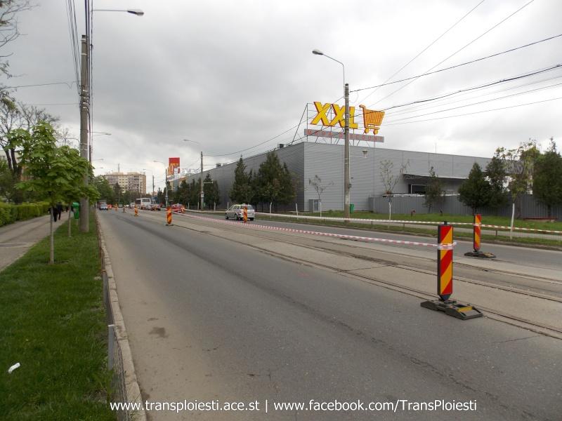 Traseul 102, etapa I: Bucla Nord ( Sp. Județean ) - Intersecție Republicii - Pagina 2 Dscn0485