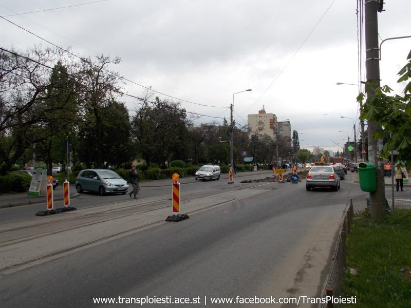 Traseul 102, etapa I: Bucla Nord ( Sp. Județean ) - Intersecție Republicii - Pagina 2 Dscn0487