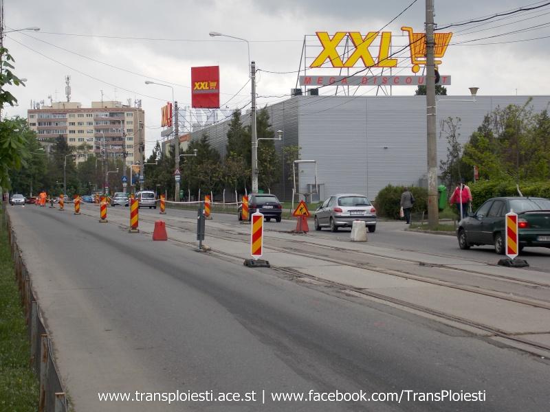 Traseul 102, etapa I: Bucla Nord ( Sp. Județean ) - Intersecție Republicii - Pagina 2 Dscn0488