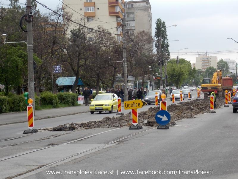 Traseul 102, etapa I: Bucla Nord ( Sp. Județean ) - Intersecție Republicii - Pagina 2 Dscn0489
