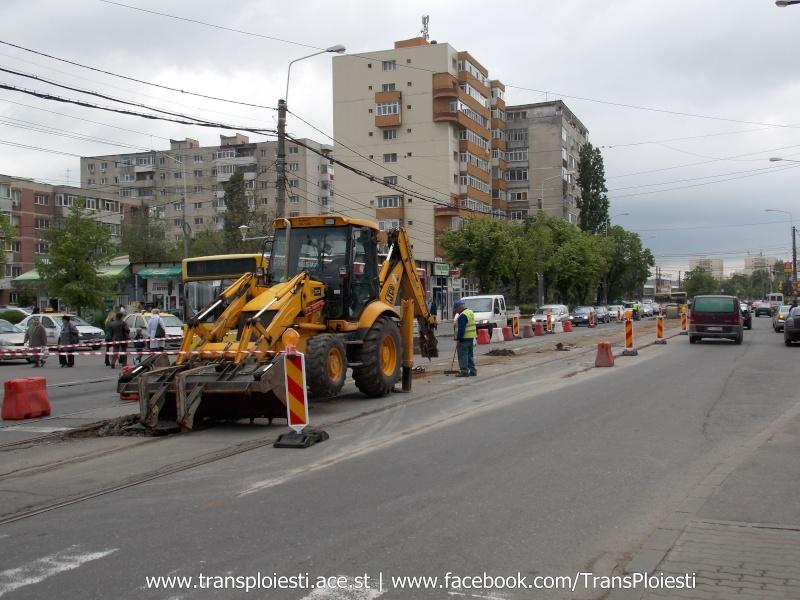 Traseul 102, etapa I: Bucla Nord ( Sp. Județean ) - Intersecție Republicii - Pagina 2 Dscn0490