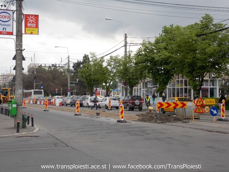Traseul 102, etapa I: Bucla Nord ( Sp. Județean ) - Intersecție Republicii - Pagina 2 Dscn0492