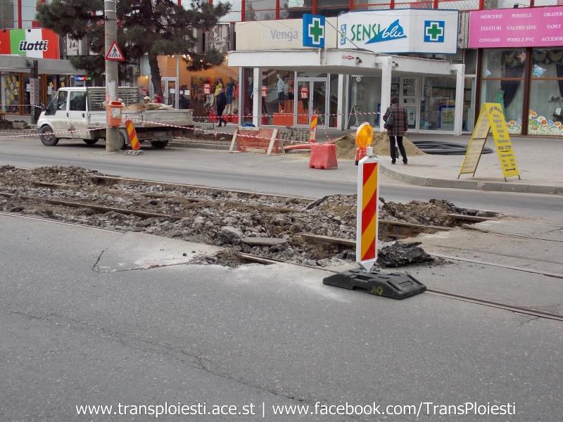 Traseul 102, etapa I: Bucla Nord ( Sp. Județean ) - Intersecție Republicii - Pagina 2 Dscn0495