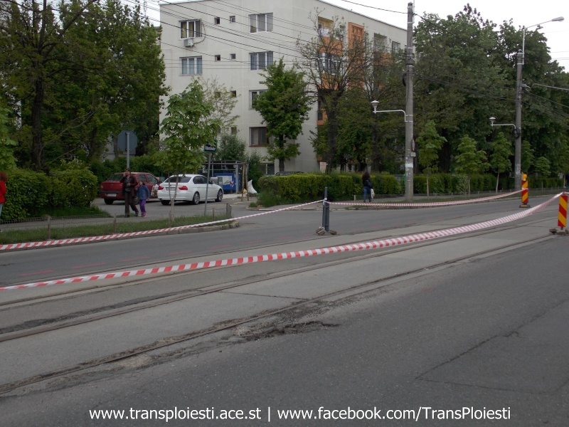 Traseul 102, etapa I: Bucla Nord ( Sp. Județean ) - Intersecție Republicii - Pagina 2 Dscn0497