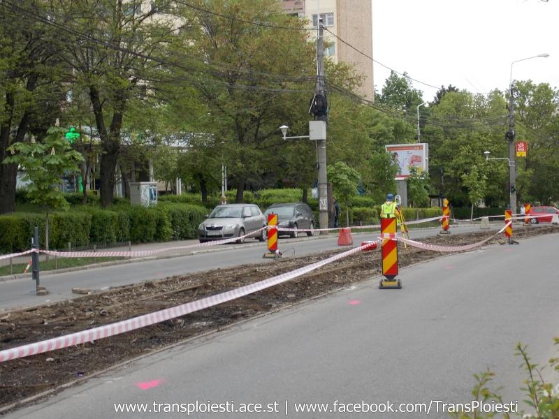 Traseul 102, etapa I: Bucla Nord ( Sp. Județean ) - Intersecție Republicii - Pagina 2 Dscn0502
