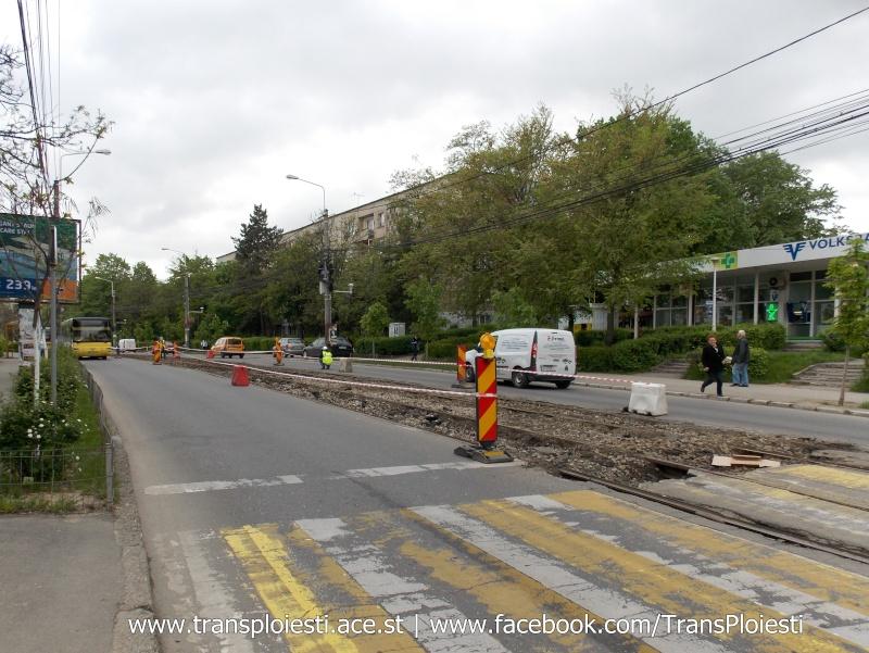 Traseul 102, etapa I: Bucla Nord ( Sp. Județean ) - Intersecție Republicii - Pagina 2 Dscn0504