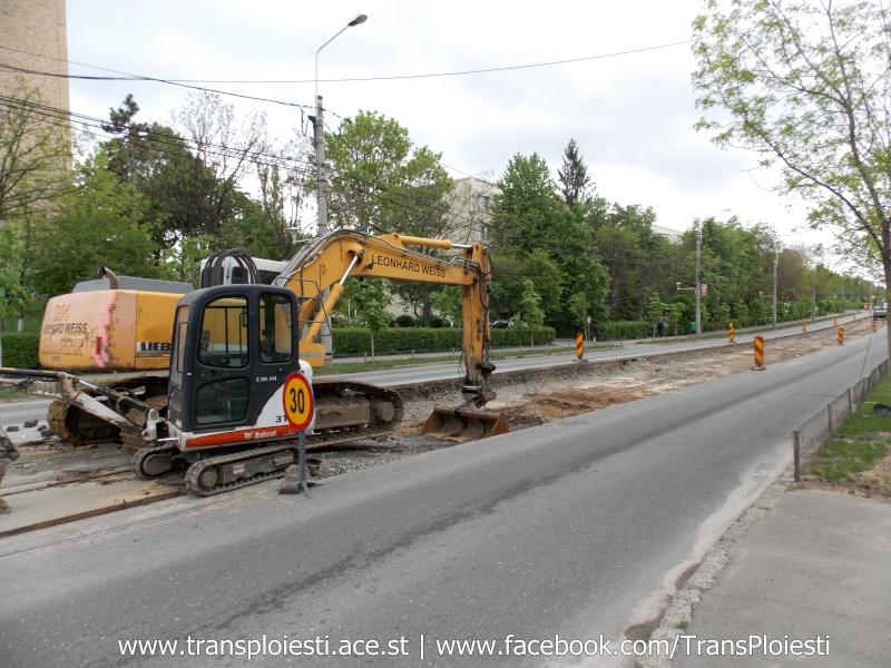 Traseul 102, etapa I: Bucla Nord ( Sp. Județean ) - Intersecție Republicii - Pagina 2 Dscn0506