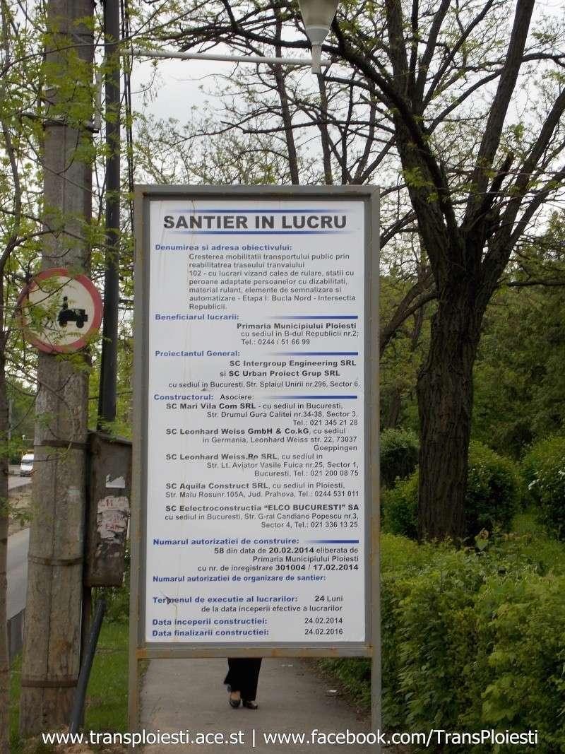 Traseul 102, etapa I: Bucla Nord ( Sp. Județean ) - Intersecție Republicii - Pagina 2 Dscn0507