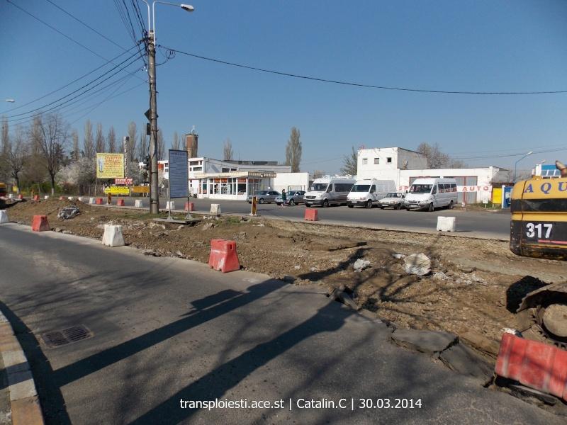 Traseul 102, etapa I: Bucla Nord ( Sp. Județean ) - Intersecție Republicii - Pagina 2 Dscn0533