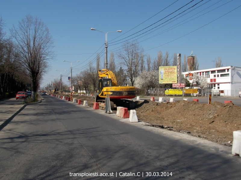 Traseul 102, etapa I: Bucla Nord ( Sp. Județean ) - Intersecție Republicii - Pagina 2 Dscn0534