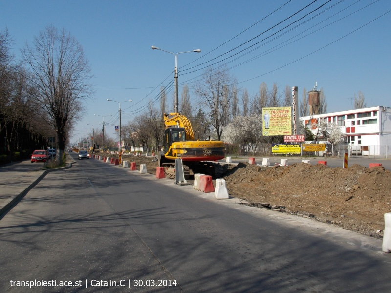 Traseul 102, etapa I: Bucla Nord ( Sp. Județean ) - Intersecție Republicii - Pagina 2 Dscn0535