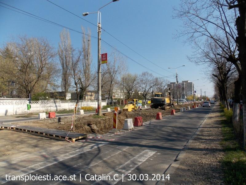 Traseul 102, etapa I: Bucla Nord ( Sp. Județean ) - Intersecție Republicii - Pagina 2 Dscn0536