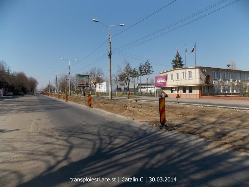 Traseul 102, etapa I: Bucla Nord ( Sp. Județean ) - Intersecție Republicii - Pagina 2 Dscn0537