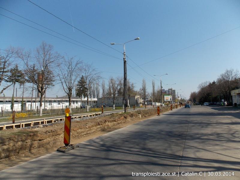 Traseul 102, etapa I: Bucla Nord ( Sp. Județean ) - Intersecție Republicii - Pagina 2 Dscn0538