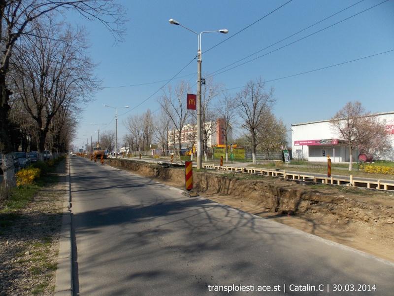 Traseul 102, etapa I: Bucla Nord ( Sp. Județean ) - Intersecție Republicii - Pagina 2 Dscn0539