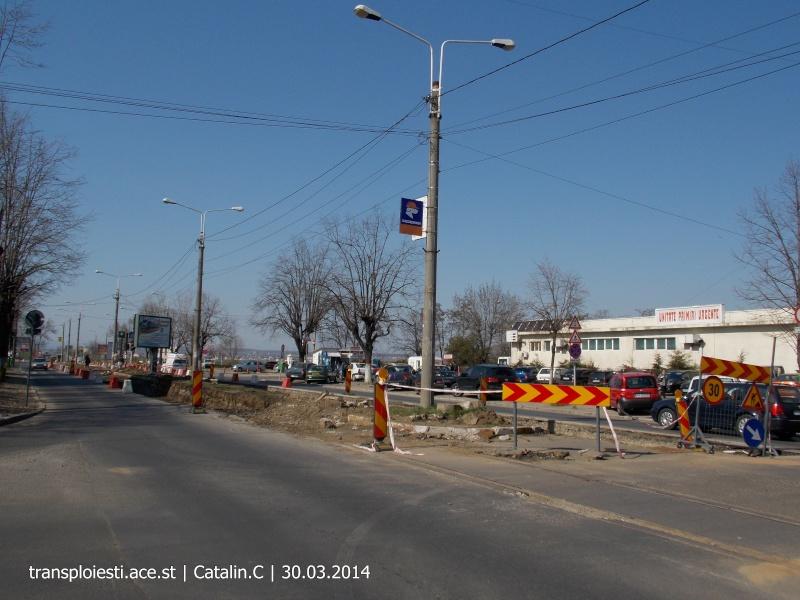 Traseul 102, etapa I: Bucla Nord ( Sp. Județean ) - Intersecție Republicii - Pagina 2 Dscn0540