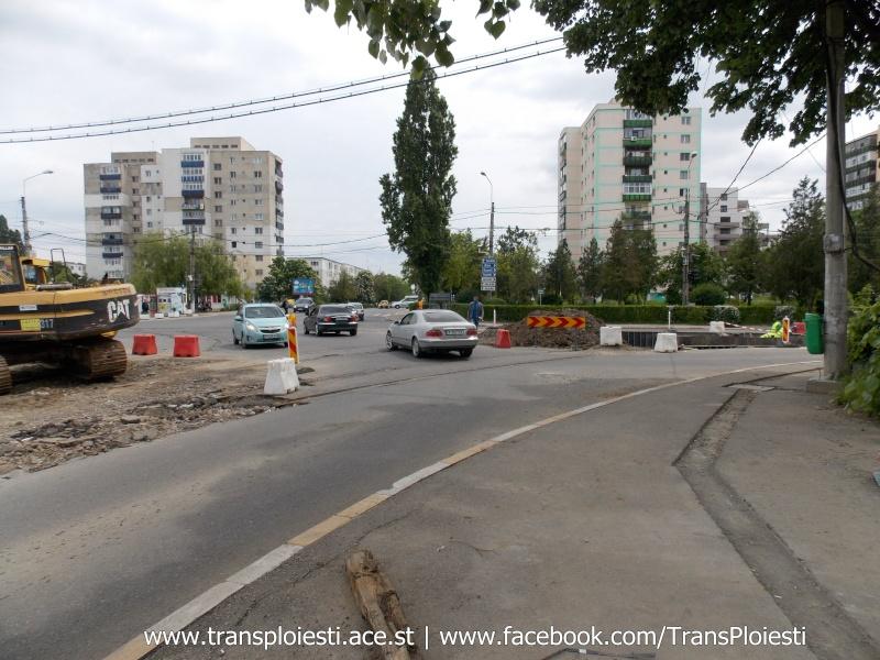 Traseul 102, etapa I: Bucla Nord ( Sp. Județean ) - Intersecție Republicii - Pagina 3 Dscn0552