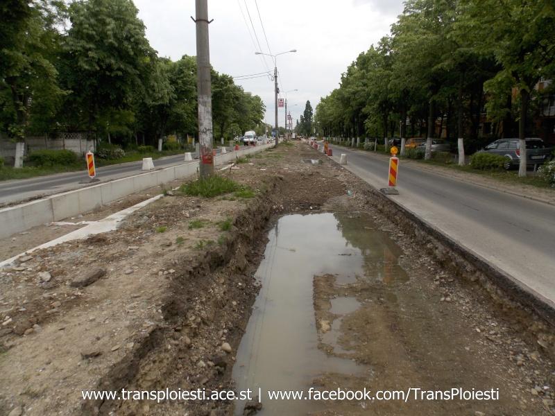 Traseul 102, etapa I: Bucla Nord ( Sp. Județean ) - Intersecție Republicii - Pagina 3 Dscn0553