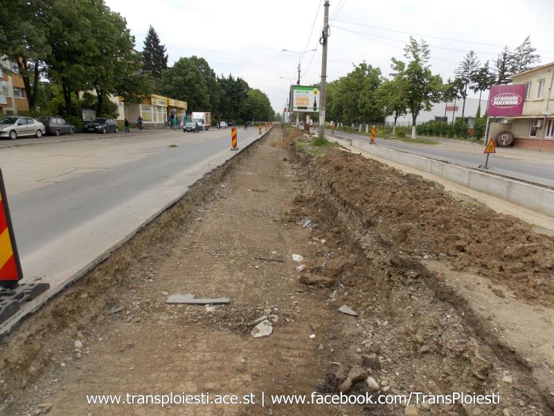 Traseul 102, etapa I: Bucla Nord ( Sp. Județean ) - Intersecție Republicii - Pagina 3 Dscn0554