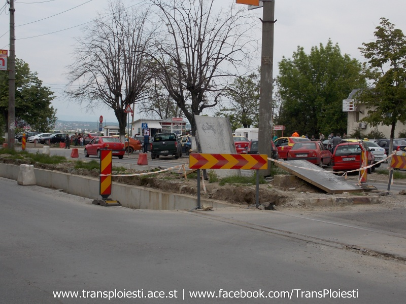 Traseul 102, etapa I: Bucla Nord ( Sp. Județean ) - Intersecție Republicii - Pagina 3 Dscn0555